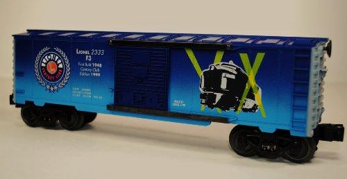 Commemorative Boxcar - 4