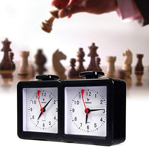 PTICA Reloj de ajedrez analógico de Quarz Temporizador de Cuenta ...