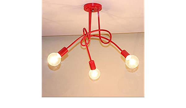 XIN Iluminación de Techo Simple Creativa Moderna Sala de ...