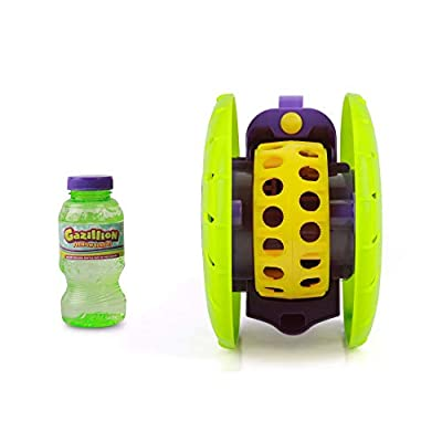 Gazillion Roam N' Bubbles Bubble Making Machine, Multicolor: Toys & Games