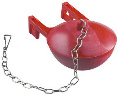 Sterling/Kinkead GP49114 Toilet Flapper Ball, Red