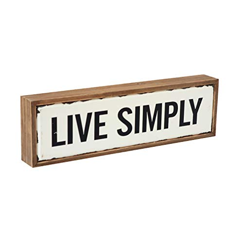 Used, Parisloft Live Simply Enamel Surface Decorative Shelf for sale  Delivered anywhere in USA