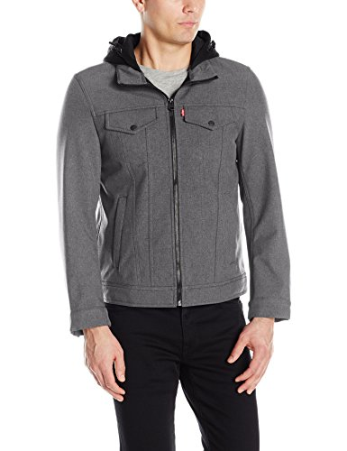 Levis Shell Hooded Trucker Jacket product image