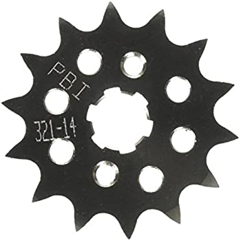 Amazon.com: JT Sprockets JTF252.14 14T Steel Front ...