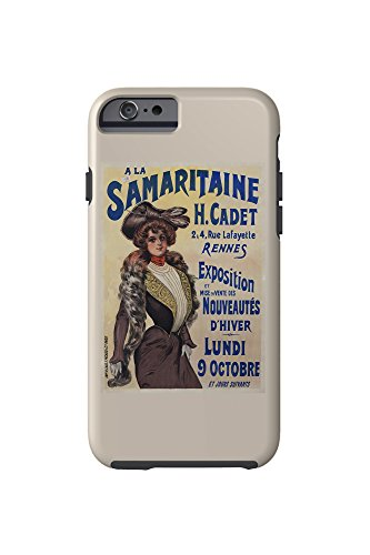 a-la-samaritaine-vintage-poster-france-iphone-6-cell-phone-case-tough