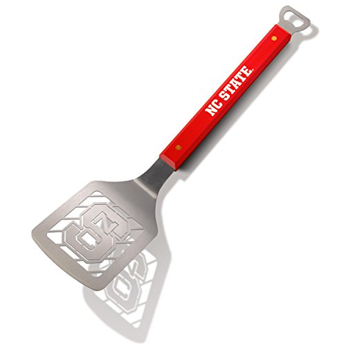 NCAA Nc State Wolfpack Spirit Series Sportula Stainless Steel Grilling Spatula