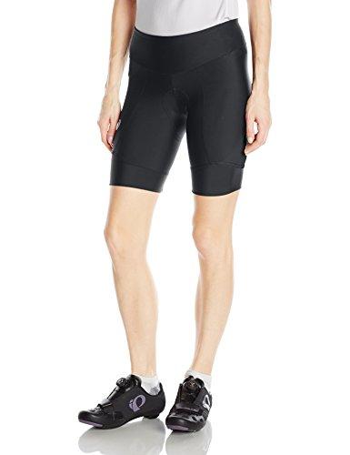 Pearl iZUMi Women's Select Pursuit Shorts, Black/Black, Medium ()