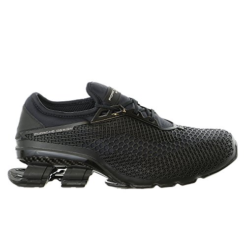 Porsche Design Bounce S4 Style 2.0 Driving Fashion Running Sneaker - Core Black/Core Black - Mens - ()