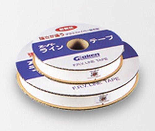 スーパーラインテープ中川くん 50mm×50M 釘穴6cm間隔 釘なし B00TI4FCCU