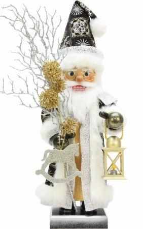 Christian Ulbricht Glimmer Santa Nutcracker by Christian Ulbricht