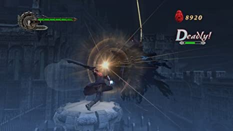 Buy Devil May Cry 4 (PS3) Online at Low Prices in India | Capcom