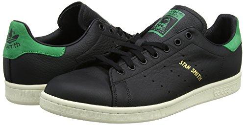 Low Black Rise Stan Core Chaussures core Randonne Adidas De Noir Vert Smith qnTngaXw
