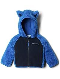 Infant Foxy Baby Sherpa Full Zip, Warm & Cozy, Winter Jacket