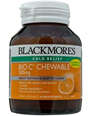 Blackmores Bio C Chewable 500mg, 50ct