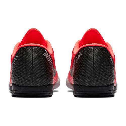 12 Uomo chrom Nike black Crimson Calcio Ic Scarpe Academy Da Vaporx Cr7 Bright aO5qT