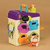 B. toys by Battat - B. Pet Vet Toy - Doctor Kit for Kids Pretend Play