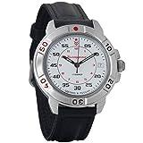 Vostok Komandirskie Commander Russian Army Mens Mechanical Military Wrist Watch #431171