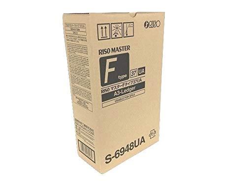 Riso S-6948 F Type A3 Ledger Masters 37 UA Box of 2