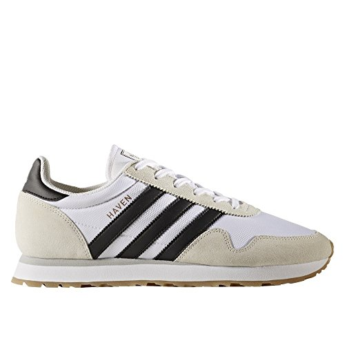 Originals Homme Haven White black beige Baskets adidas 0Sqxwgq