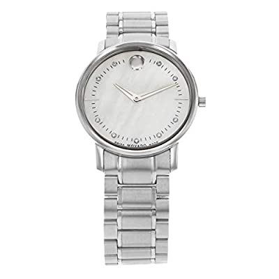 Movado TC Quartz Female Watch 0606691 (Certified Pre-Owned) from Movado