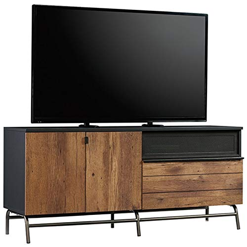Sauder 420667 Boulevard Café Credenza, for for TVs up to 60