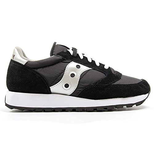 Saucony Zapatos Jazz M. Black/Silv T06 Black/Silver iD6j2Jc6x