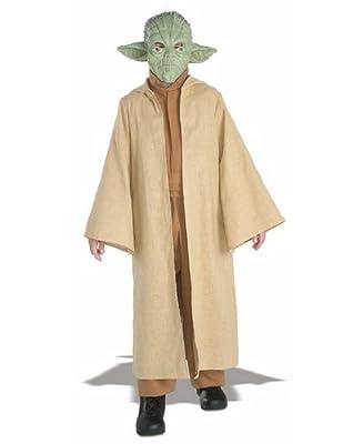 Deluxe Star Wars Yoda Kids Costume | Educational Computers