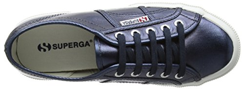 Blue 954 cotmetu Blue 2750 Trainers Women's Superga 76Pw8q46