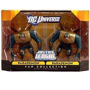 DC Universe Exclusive Justice League Unlimited Action Figure 2Pack Parademons