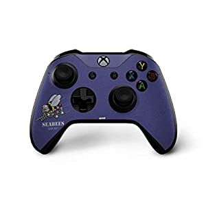 Skinit Seabees Can Do Xbox One X Controller Skin - Officially Licensed US Navy Gaming Decal - Ultra Thin, Lightweight Vinyl Decal Protection from Skinit