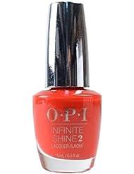 1 Pack Nail Polish Gel Soak Off Lacquer Thinner Fresh Scrub Primer Top Base Coat Nails Prep Gelish Solution Pleasure Popular Manicure Tool Volume 0.5oz Color Unrepentantly Red Code NL-ISL08