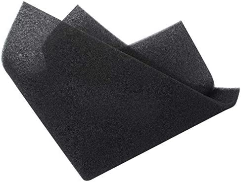 Replacement RV AC Foam Filter Compatible with Coleman 6798A3761 and Winnebago 108892-01-703-15 x 15 x 1//4-1 Pack