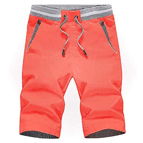 Zwembroek voor heren, korte broek, zomer, sport, shorts, trekkoord, zomer, korte broek, ripstop-shorts, sweatshorts…