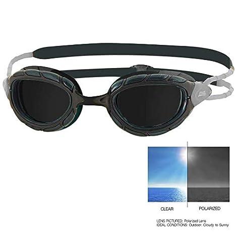 944379edcc8dc Amazon.com   Zoggs Predator Polarized Next Gen L XL 315863-111Z ...
