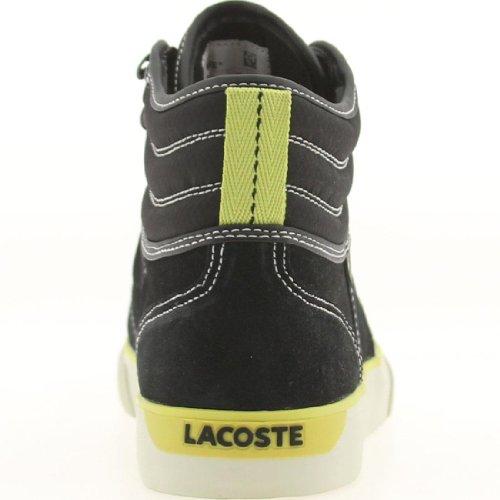 Lacoste Strategisk Trend Suede (svart)