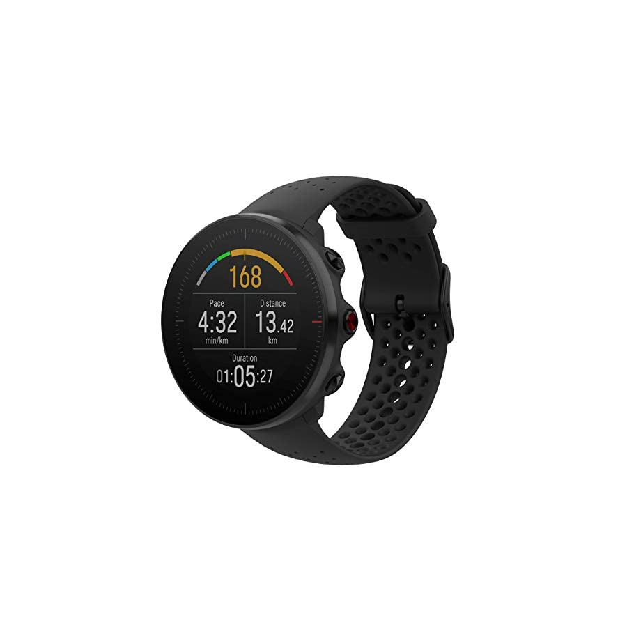 POLAR VANTAGE M –Advanced Running & Multisport Watch with GPS and Wrist based Heart Rate (Lightweight Design & Latest Technology)