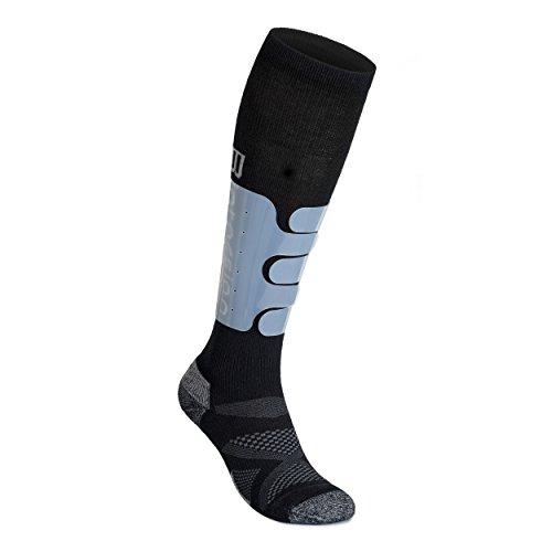 Biotorsion Men's Anti-Blister Ski Sock System (Large)