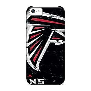 New Style BillCM Atlanta Falcons Premium Tpu Cover Case For Iphone 5c