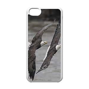 Animals Eagles ZLB558324 Unique Design Phone Case for Iphone 5C, Iphone 5C Case