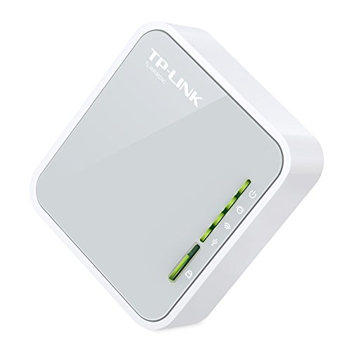 Tp Link Ac750 Wireless Wi Fi Travel Router Tl Wr902ac Buy Online In Uae Pc Products In
