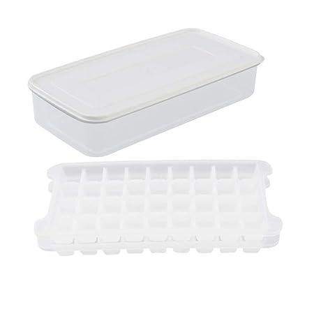 Compra Inicio Conjunto de bandejas de hielo creativas Cubo de ...