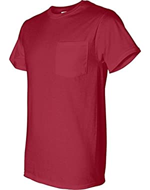 5 Oz. 100% Heavy Cotton HD Pocket T-Shirt