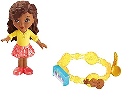 Fisher-Price Nickelodeon Dora and Friends Emma Loves Music Toy