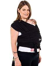 Koala Babycare® Makkelijk te dragen, makkelijk aan te brengen, verstelbare draagzak - Multifunctionele draagzak geschikt tot 10 kg - Draagzak - Antraciet - KBC® geregistreerd ontwerp