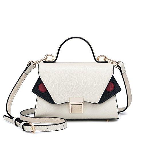 sac féminin main Blanc petit Sac sac fonction PU sac sac bandoulière Europe à à l'Amérique à Multi Bag bandoulière et Messenger Femmes Lxf20 6C5xwqx
