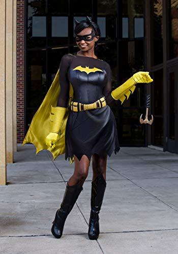 Rubie's Costume DC Deluxe Women's Batgirl Costume - -