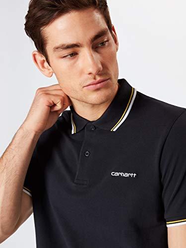 Carhartt T-Shirt Maniche Corte UOMO S/S Script Embroidery Polo ...