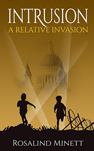 Intrusion by Rosalind Minett ebook deal