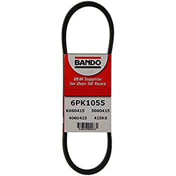 Bando USA 6PK820 Belts