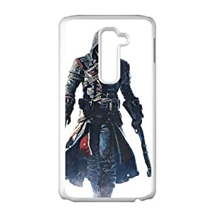 Assassin'S Creed Ii LG G2 Cell Phone Case White Customized Toy pxf005_9735593
